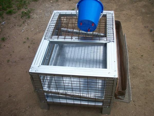 Клетка для домашних пернатых птиц