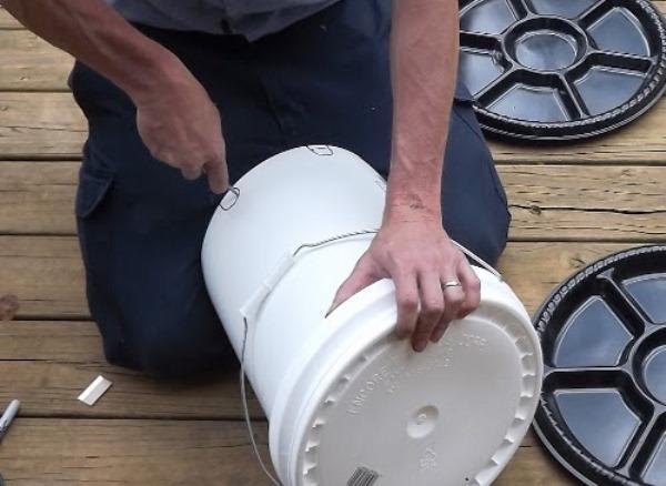 Кормушки для бройлеров бункерные своими руками 40