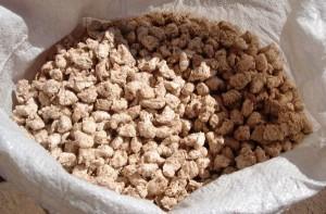 Комбикорм для перепелов в гранулах