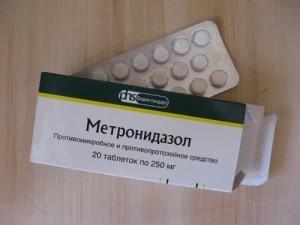 Принимать Метронидазол нужно согласно инструкции