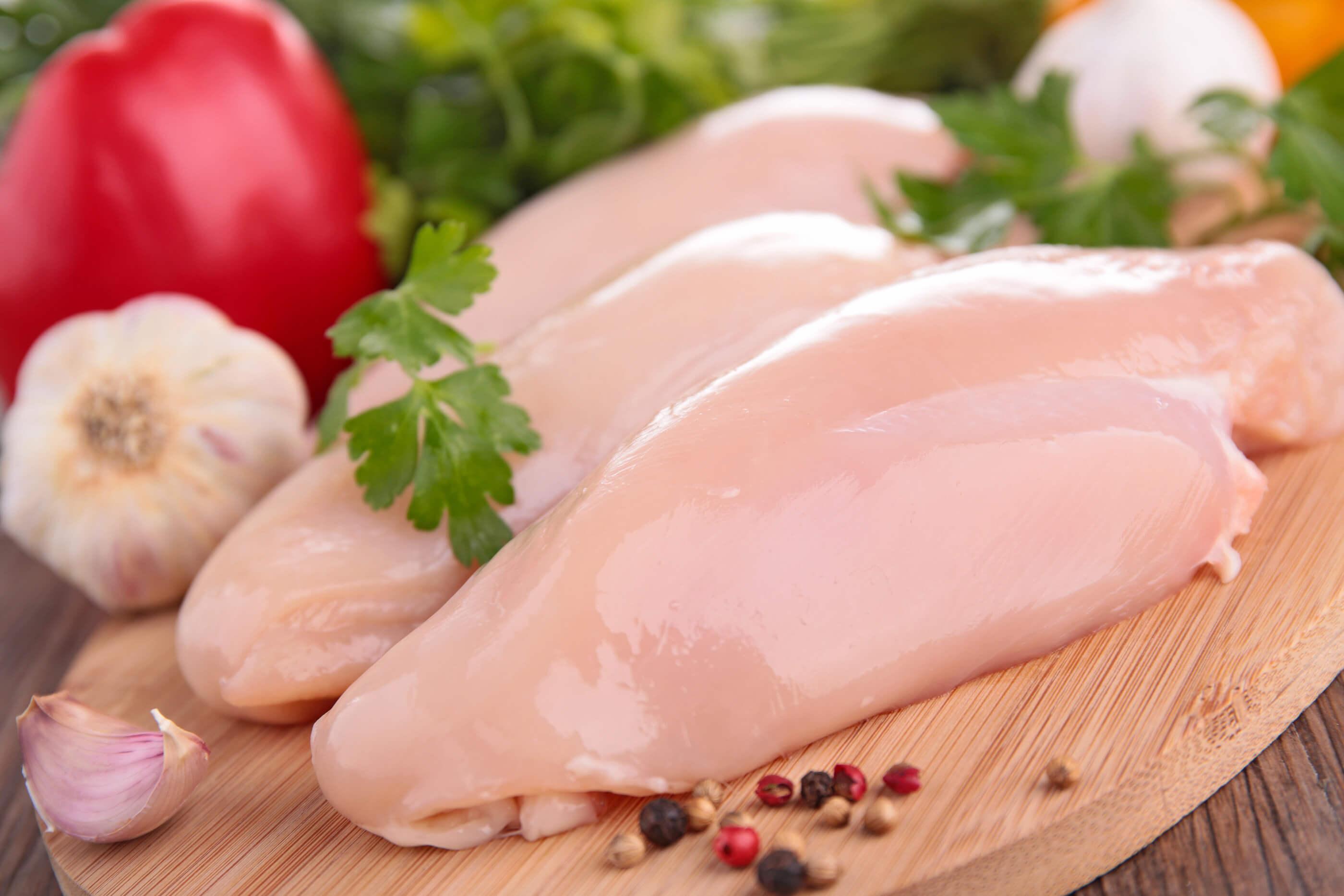 Порода высоко ценится за белое диетическое мясо