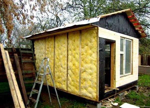 Строительство курятника для зимнего содержания