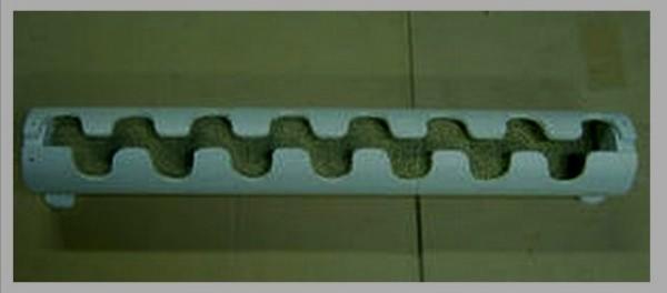 Приспособление для корма из пластиковых труб
