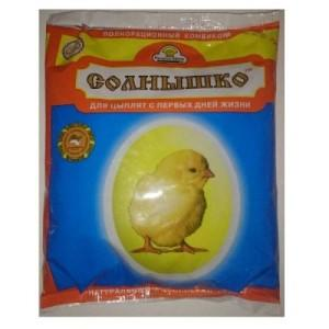 "Корм ""Солнышко"" для цыплят"